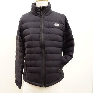 The North Face Womens 700 Pro Down Black Coat